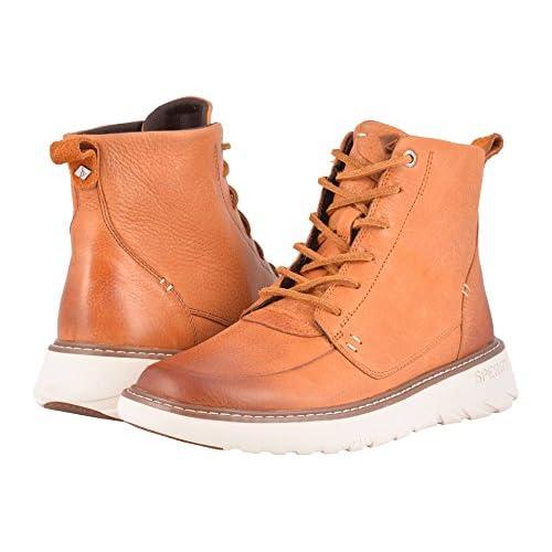 スペリー シューズ ブーツ&レインブーツ Element Boot Brown [並行輸入品]