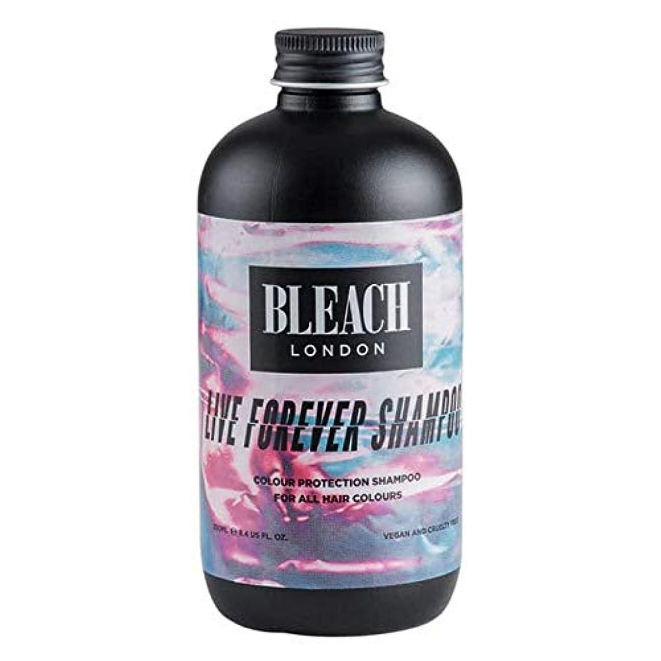 ドナーかける太い[Bleach London ] 漂白ロンドン永遠シャンプー250ミリリットルを生きます - Bleach London Live Forever Shampoo 250ml [並行輸入品]