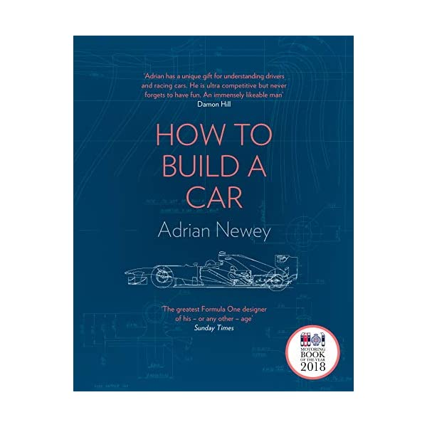 How to Build a Car: The ...の商品画像