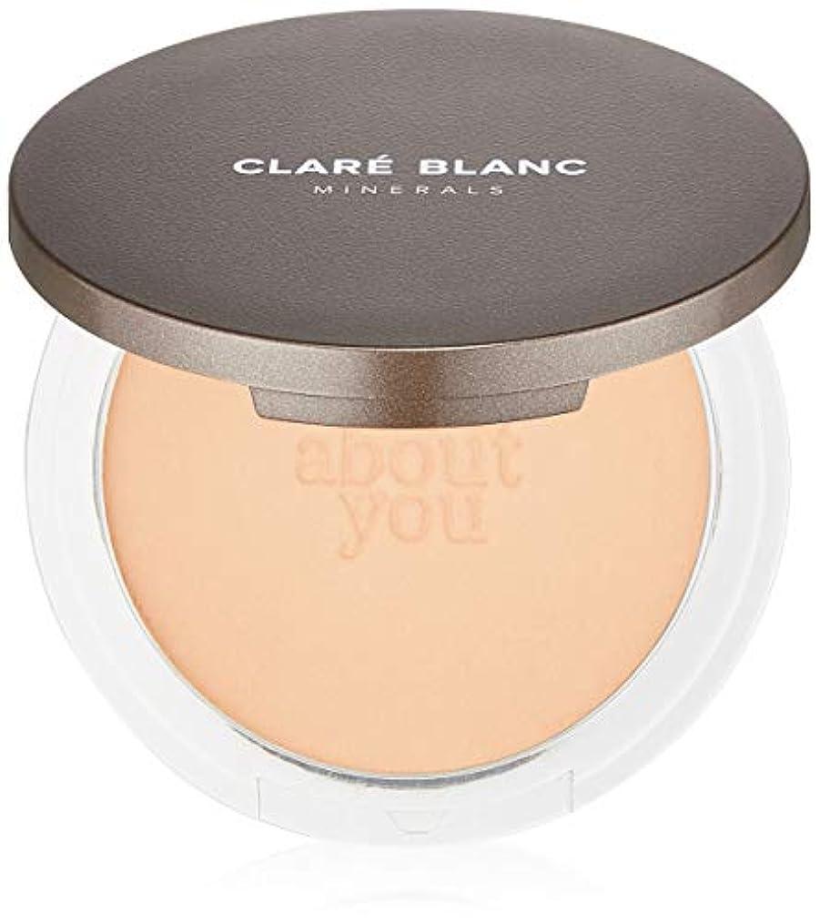 他の日目を覚ます灰CLARE BLANC(クラレブラン) ドリームプレストミネラルファンデ WARM520