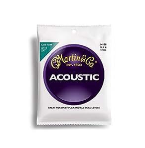 Martin アコースティックギター弦 ACOUSTIC(Silk&Steel Folk) M-130 Traditional .011-.047