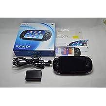 PlayStation Vita (プレイステーション ヴィータ) Wi‐Fiモデル クリスタル・ブラック (PCH-1000 ZA01) 【メーカー生産終了】