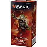 マジック2019 チャレンジャーデッキ: ライトニングアグロ - 75カード リキンドリングフェニックス付属