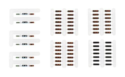 KATO Nゲージ 321系 行先表示セット JR京都線・神戸線 11-512 鉄道模型用品