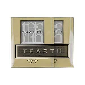 TEARTH(ティーアース) ルイボス ルイボスティー ティーバッグ ノンカフェイン ノンカロリー 1.5g×10P