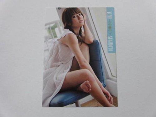 BOMB 杉本有美 ファースト・トレカ/レギュラーカード04...