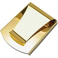 STORUS SMART MONEY CLIP [Gunmetal][Gold][Black] 縦7.5×横5.5×厚さ1.5cm,Gold(Polished)