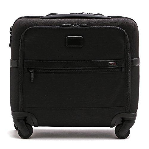 (トゥミ)TUMI スーツケース キャリーケース 4輪 18L アルファ2 機内持ち込み可 (ブラック) ALPHA2/226624D2/BLACK [並行輸入品]