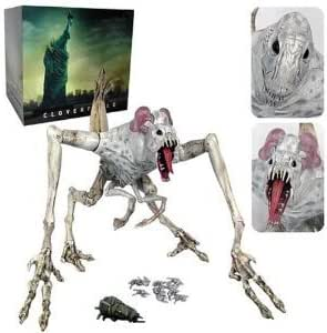 Cloverfield Movie 14 Inch Electronic Action Figure Monster [並行輸入品]