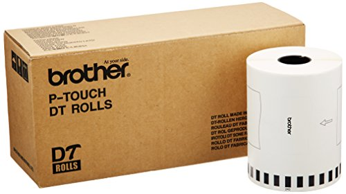 brother QL-1050 TypeA用長尺紙テープ DT-243