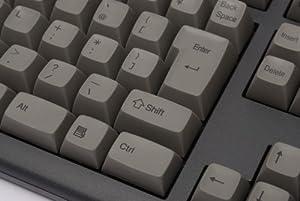 東プレ キーボード REALFORCE108UG-HiPro 日本語配列カナなし USB 有線接続 静電容量無接点方式 ハイプロ仕様 昇華印刷 ALL45g荷重 ブラック/グレー YK0100