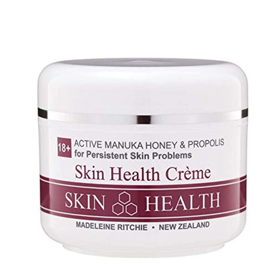 口頭玉ねぎオーラルMadeleine Ritchie New Zealand 18+ Active Manuka Honey Skin Health Cream Jar 100ml