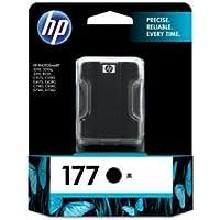 (まとめ) HP177 インクカートリッジ 黒 C8721HJ 1個 【×3セット】 〈簡易梱包