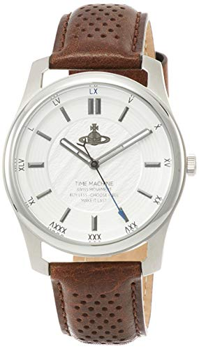[ヴィヴィアンウエストウッド]Vivienne Westwood 腕時計 HolbornII VV185SLBR メンズ 【並行輸入品】