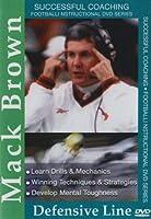 Successful Football Coaching: Mack Brown - Defensi [DVD] [Import]