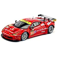 True Scale 1/43 フェラーリ 458 イタリア GT2 2013 #55 完成品