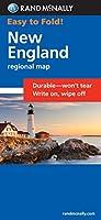Rand McNally Easy To Fold: New England (Rand McNally Easy to Fold!)