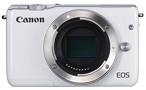 Canon ミラーレス一眼カメラ EOS M10 ボディ(ホ...