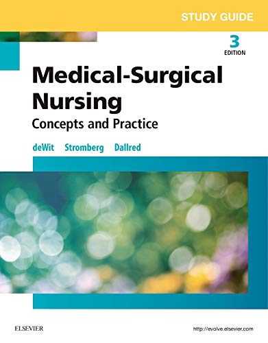 Download Study Guide for Medical-Surgical Nursing: Concepts and Practice, 3e 0323243835