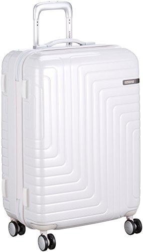 [アメリカンツーリスター] スーツケース DARTZ ダーツ スピナー65 59L 3.8kg 無料預入受託サイズ 保証付 保証付 59.0L 65cm 3.8kg AN4*36002 36 ホワイトチェッカー