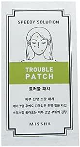 Missha Speedy Solution Anti Trouble Patch 1x12patches [並行輸入品]