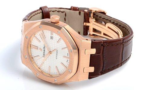 [オーデマピゲ]AUDEMARSPIGUET 腕時計 ロイヤルオーク オートマティック シルバー 15400OR.OO.D088CR.01 メンズ [並行輸入品]