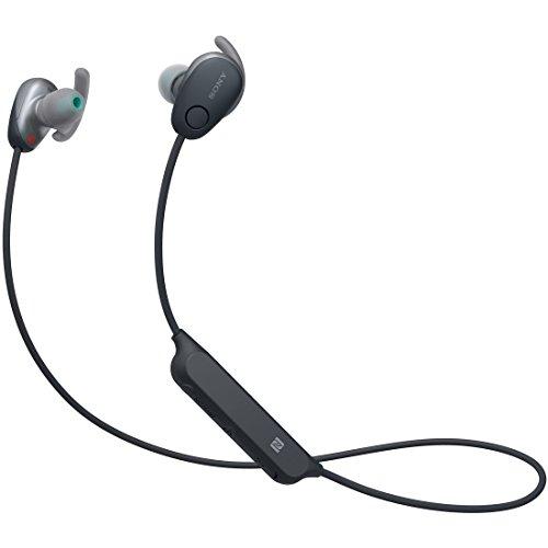 ソニー SONY ワイヤレスノイズキャンセリングイヤホン WI-SP600N BM : Bluetooth対応 NFC接続対応 防滴仕様...