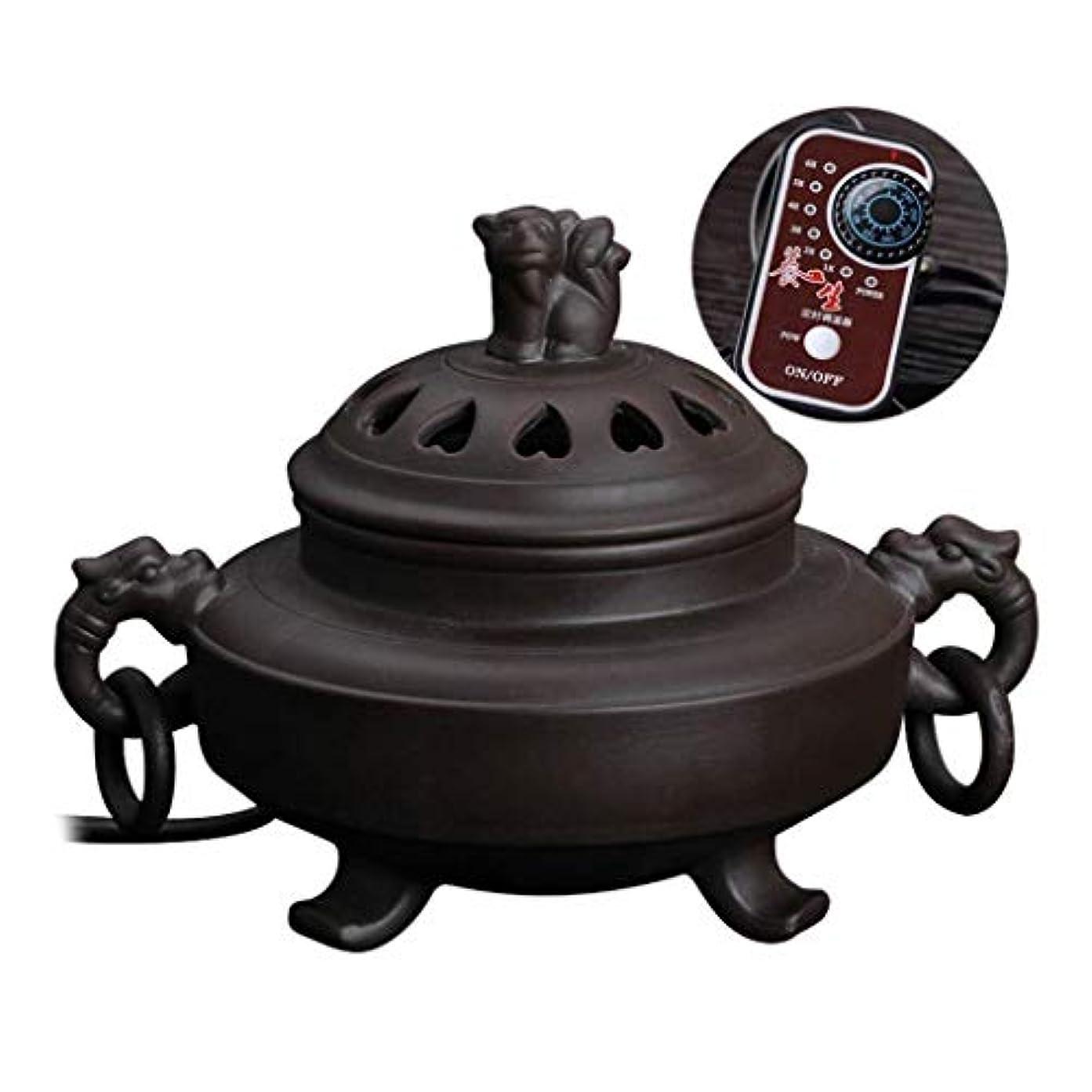 妖精制限された開業医MYTDBD 電気香炉、電子セラミックアロマセラピー炉 (Size : B)
