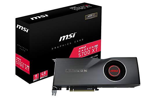 MSI Radeon RX5700 XT 8G グラフィックスボード VD7009