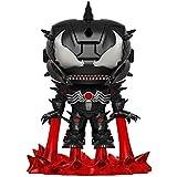 YUAN MA 絶妙なおもちゃの装飾品- トイ - マーベルトイ - アベンジャーズ3 - 毒 - Iron Man War Machine 滑らかな線 (Color : Black)