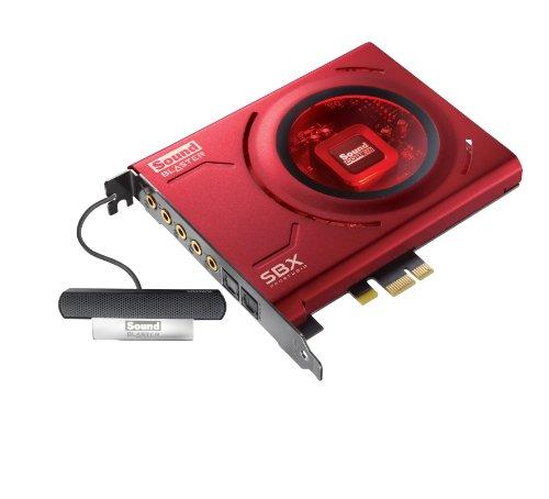 Creative ハイレゾ対応 サウンドカード PCIe Sound Blaster Z 再生リダイレクト対応 24bit/192kH 【ファイナルファンタジーXIV: 新生エオルゼア Windows版 推奨】 SB-Z