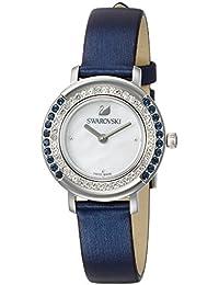 [スワロフスキー]SWAROVSKI 腕時計 プレイフルミニ ブルーストラップ クォーツ 5243722 レディース 【並行輸入品】