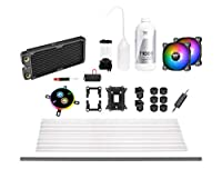 Thermaltake Pacific C240 Hard Tube Water Cooling Kit カスタム水冷キット HS1342 CL-W242-CU12SW-A
