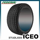 【2本セット】FEDERAL(フェデラル) スタッドレスタイヤ ICEO 225/45R18 225/45-18