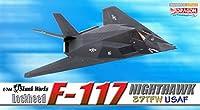 F-117 Nighthawk, USAF 37TFW (1:144) 並行輸入品