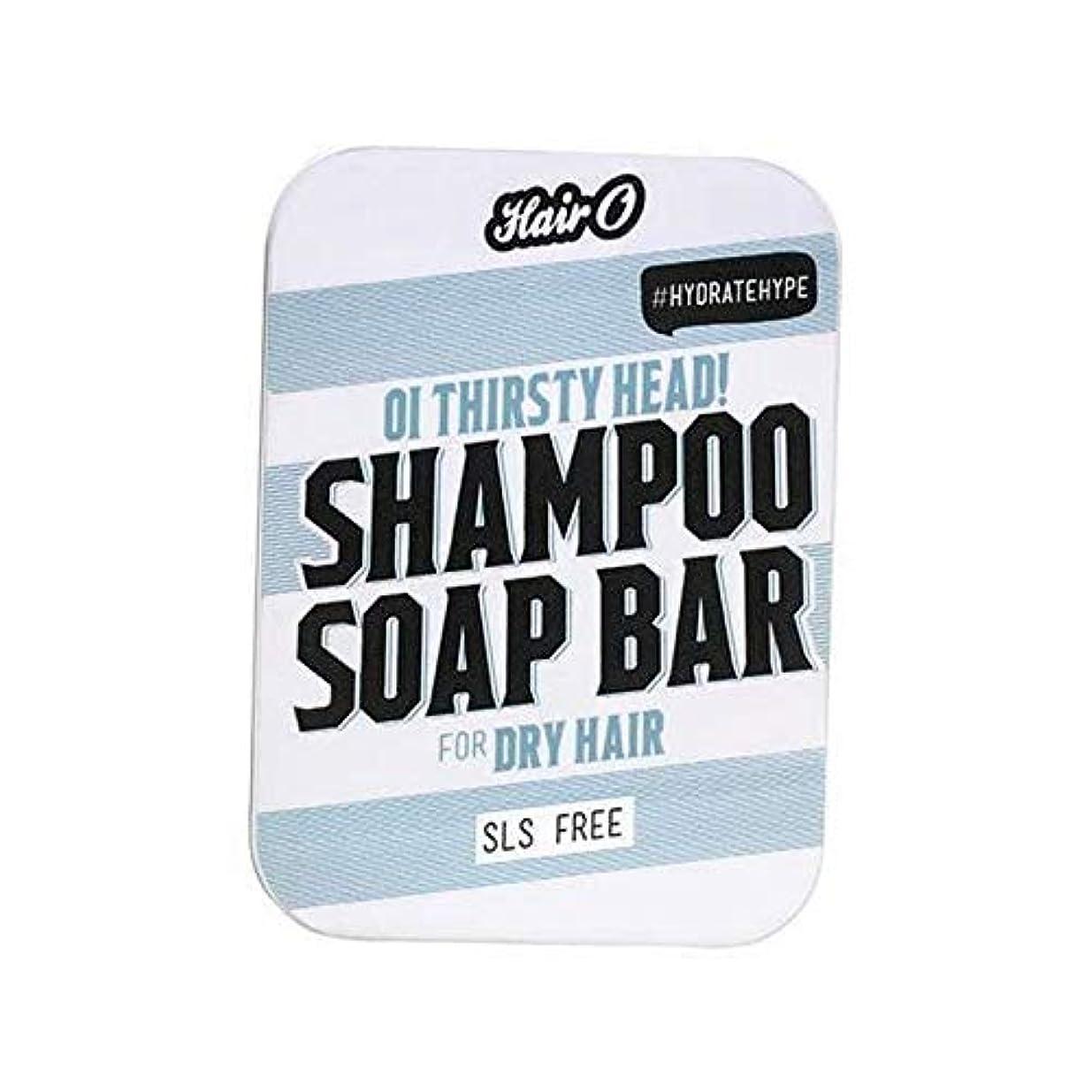 サドル瞑想的徒歩で[Hair O ] 大井のどが渇いヘッドシャンプー石鹸の100グラムO毛 - Hair O Oi Thirsty Head Shampoo Soap Bar 100g [並行輸入品]