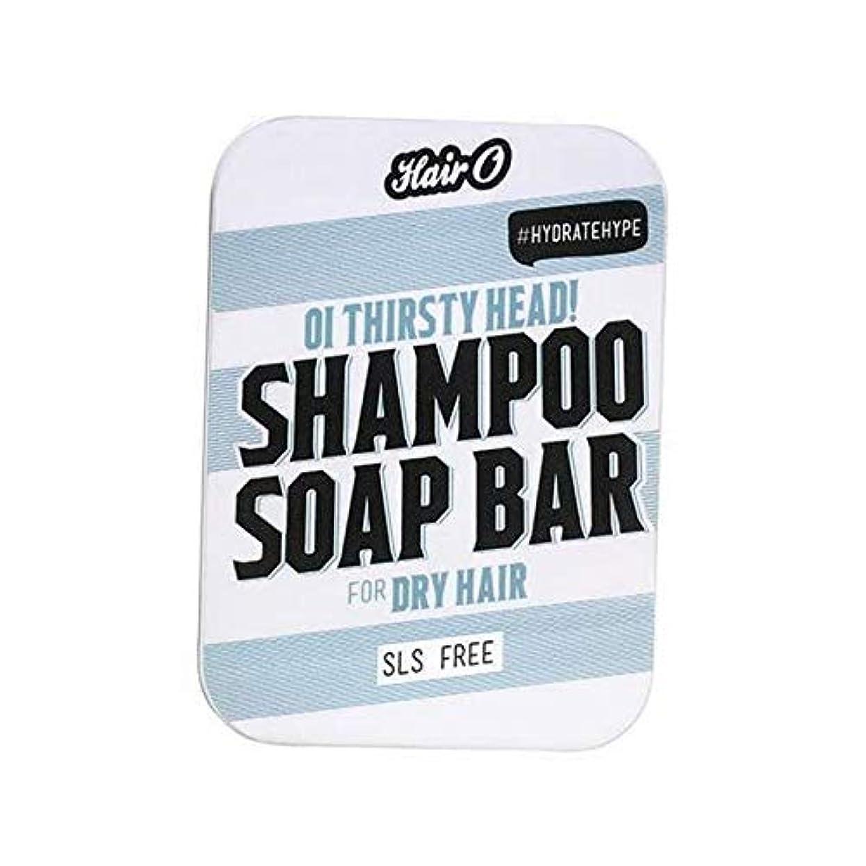 滑り台自分のために傷つきやすい[Hair O ] 大井のどが渇いヘッドシャンプー石鹸の100グラムO毛 - Hair O Oi Thirsty Head Shampoo Soap Bar 100g [並行輸入品]