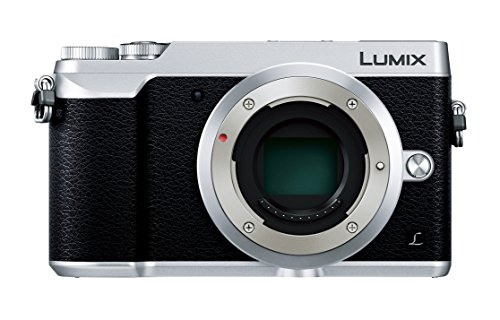 Panasonic ミラーレス一眼カメラ ルミックス GX7MK2 ボディ シルバー DMC-GX7MK2-S