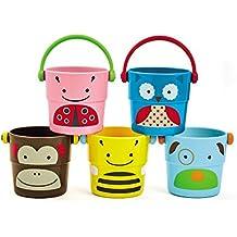 Skip Hop SH235355 E&M Stack & Pour Buckets