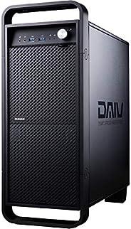mouse クリエイター デスクトップパソコン DAIV(Corei7 9700K/2060Super/16GB/512GB(NVMe)/2TB/10Pro)DA-S7K12SIBR6SPZJ