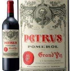 1992年 ペトリュスド / シャトー・ペトリュス / フランス ボルドー ポムロル / 750ml / 赤ワイン
