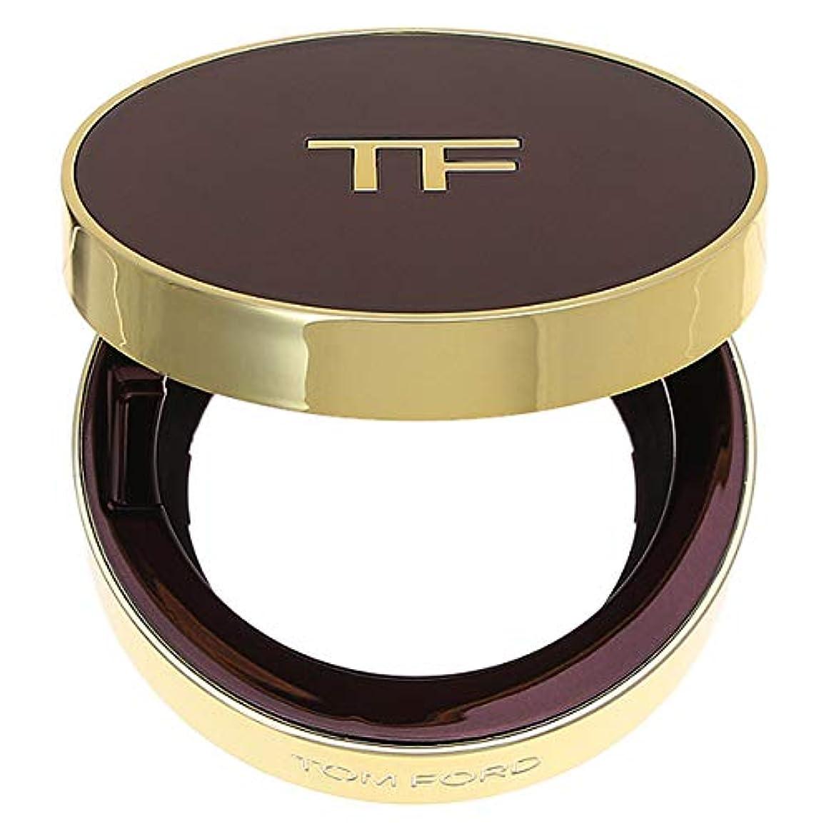 トム フォード ビューティ TOM FORD BEAUTY トレースレス タッチ ファンデーション SPF 45 サテンマット クッション コンパクト コンパクト ケース [並行輸入品]