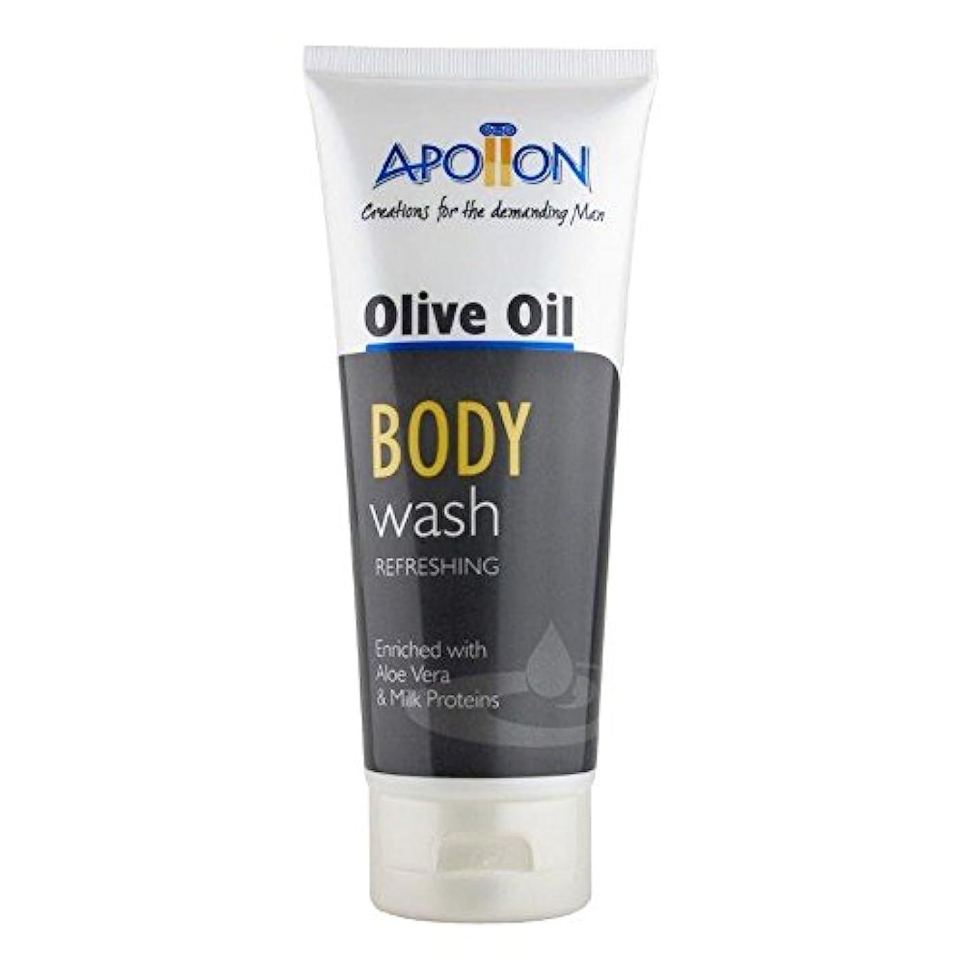 エンティティ愛地区Aphrodite Apollon Olive Oil Body Wash for Men 200ml [Misc.] / ???200????????????????????????????????????[ Misc. ]
