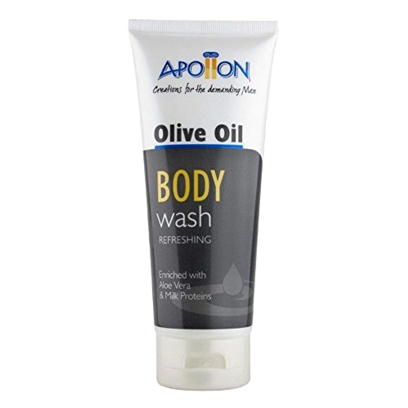 倫理的期限切れアルファベット順Aphrodite Apollon Olive Oil Body Wash for Men 200ml [Misc.] / ???200????????????????????????????????????[ Misc. ]