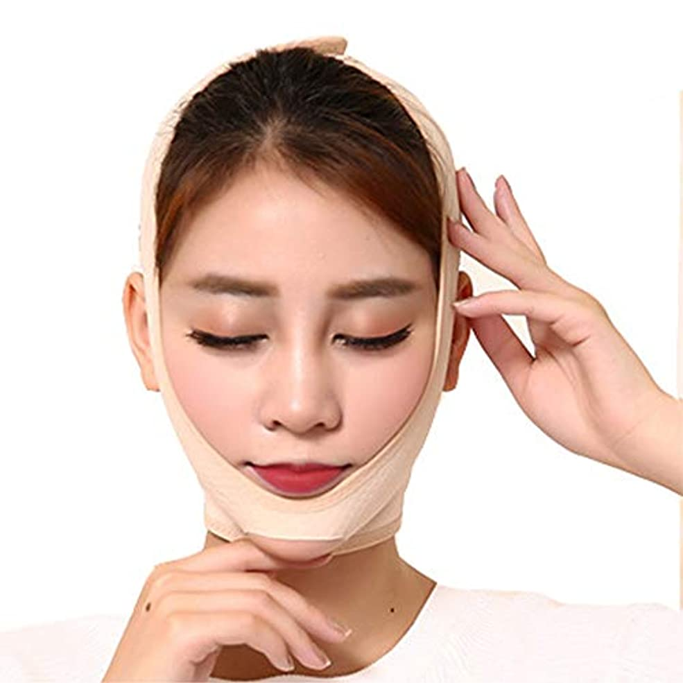 確かめる吸収剤排他的スリミングチークマスク、Vフェイスラインスリムアップベルトストラップ、ダブルチンアンチエイジングフェイススリミングフェイスバンデージに対するナチュラルフェイスリフト