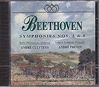 Beethoven:Symphony No.2 & No.5