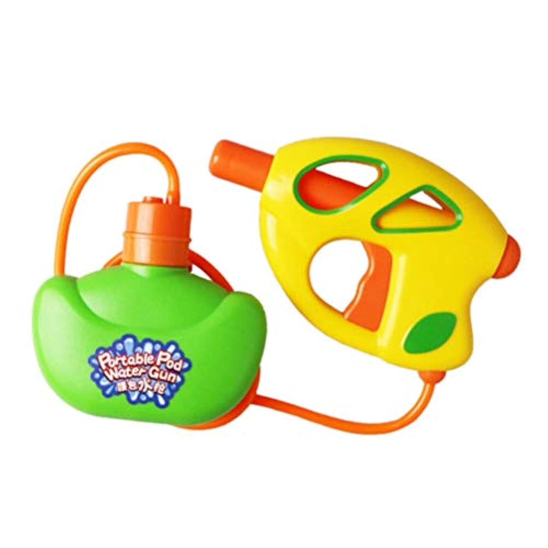 1 pc 子供水鉄砲おもちゃのスプレー水興味深い夏ビーチ噴出ブラスター 300 ミリリットル水銃のおもちゃ子供屋外プレイ