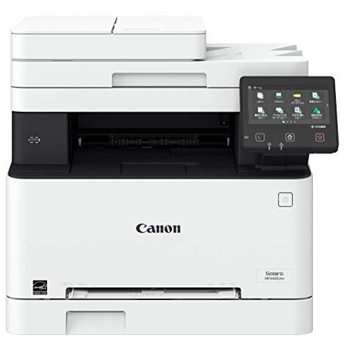 Canon レーザープリンター A4カラー複合機 Satera MF642Cdw