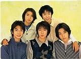 嵐 arashi 公式グッズ 下敷き 1999 集合