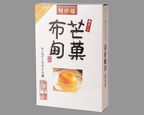 聘珍樓 芒菓布甸 マンゴープリンの素 / 80g TOMIZ(富澤商店) 中華とアジア食材 デザート
